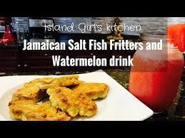 jamaikanische küche die besten 25 salt fish fritter recipes ideen auf