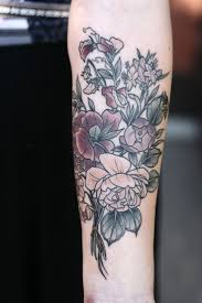 girly leg tattoo designs 23 best floral forearm tattoo images on pinterest forearm
