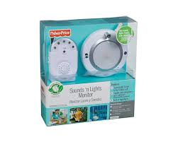 fisher price lights and sounds monitor fisher price sounds n lights baby monitor amazon co uk baby