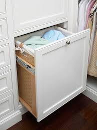 Laundry Hamper Built In Cabinet Bathroom Storage Ideas Empty Wall Spaces Empty Wall And Floor Space