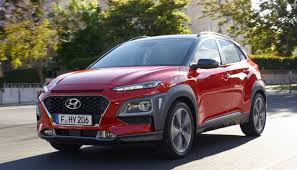 suv of hyundai kona electric suv from hyundai may 210 mile range