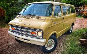 dodge van wild shag carpet 1974 dodge sportsman van
