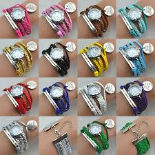 bracelet watches with charms images Hot infinity watches fashion infinity bracelet watches lady charms jpg