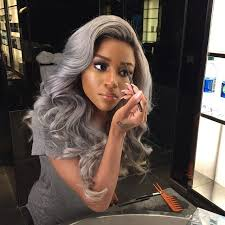 gray hair color trend 2015 25 trendy black hairstyles for women colors