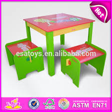 play table and chairs 2015 new design kids furniture cheap study play table and chairs