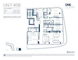55 Harbour Square Floor Plans by New Condos At One Ocean Miami Beach U2014the Luxury Team