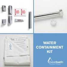 Shower Water Dam Stopper Kits Waterstopper And Thresholds Archives Bestbath