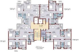 Multi Unit Apartment Floor Plans Multi Storey Home Plans Escortsea