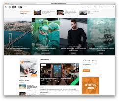 Home Design Universal Magazines by 30 Amazing Magazine Wordpress Themes 2017 Colorlib
