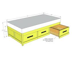 how to build a daybed diy daybed with trundle denverfans co