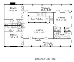 charleston home plans charleston house plan 1836 2nd floor love the master