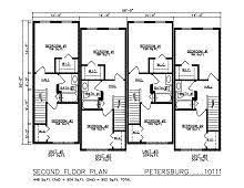 Unit Floor Plans Building Modular General Housing Corporation