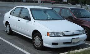 nissan sentra xe 1991 nissan sentra