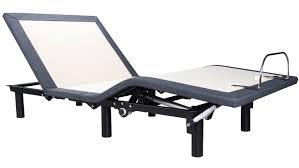 Domayne Bedroom Furniture Tempur Ergomotion Essential Adjustable Bed Base Domayne
