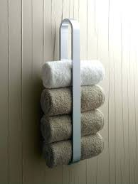 Bathroom Towel Holder Ideas Best 25 Bathroom Towel Racks Ideas On Pinterest Wood Bathroom
