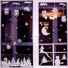 christmas window decorations 12 cutest and easiest diy christmas window décorations shelterness