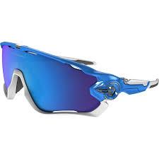 oakley sunglasses wiggle com oakley jawbreaker sapphire iridium sunglasses