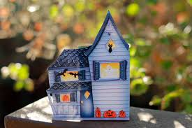 Haunted House Halloween Party by Haunted House Halloween Candy Box Halloween Candy Box
