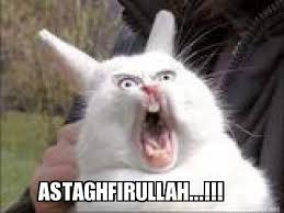 Astaghfirullah Meme - meme maker astaghfirullah