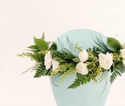 Floral Supplies Diy Flower Crown Kit Just Add Flowers Boho Hair Wreath Bridal