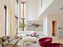 inside decorator laura santos u0027s sprawling five story manhattan