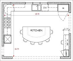 home kitchen pantry floor plans floors and kitchens plan ideas