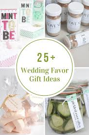 wedding favor ideas wedding favor gift ideas the idea room