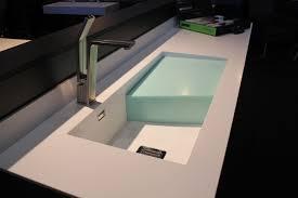 evier design cuisine évier personnalisé en planacryl par design cuisine design