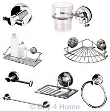 blue canyon stainless steel gecko suction bathroom accessories