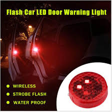 strobe light bulbs for cars car led door opened signal warning strobe light wireless flash