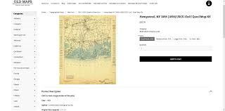Maps On Us Old Maps Blog Reproductions Of Historic Town Maps State Maps