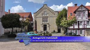 Amtsgericht Bad Iburg Helmstedt Unterwegs In Niedersachsen