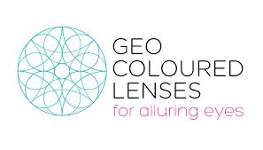 geo coloured lenses alluring eyes