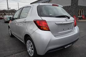 world auto toyota 2015 toyota yaris 5 door l in cuyahoga falls oh world auto net