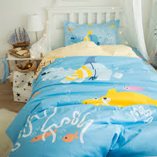 Blue Bed Set Online Get Cheap Fish Bedding Sets Aliexpress Com Alibaba Group