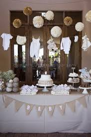 Baby Shower Table Decoration by Best 25 Couples Baby Showers Ideas On Pinterest Diaper Shower