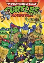 teenage mutant ninja turtles adventures u2013 idw publishing