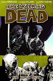 walking dead wrapping paper the walking dead vol 14 no way out by robert kirkman