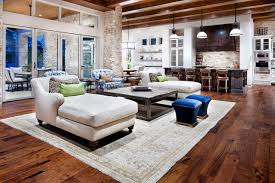 modern country living room hill country modern contemporary living room austin by