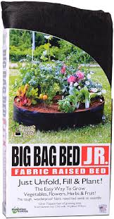 The Good One Patio Jr by Amazon Com Smart Pots Big Bag Bed Fabric Raised Planting Bed