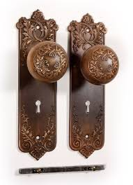 glass antique door knobs vintage door knobs for sale