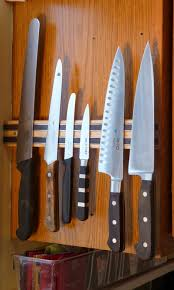 store your knives with knife storage