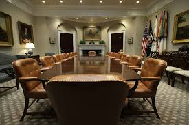 Oval Office Clock by In Pictures The Oval Office And West Wing After Renovations At