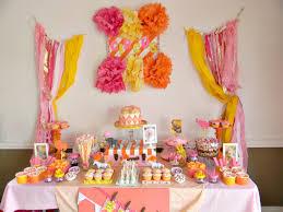 baby girl baby shower themes girl baby shower animal theme criolla brithday wedding pink