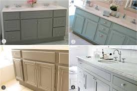 how to paint bathroom cabinets ideas refinish bathroom cabinets ideas awesome house