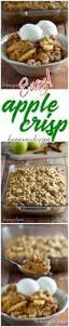 the best and easiest classic apple crisp dessert recipe u2013 dreaming