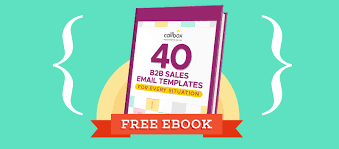 b2b sales email templates for every situation free pdf