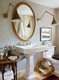 black lattice bathroom vanity design ideas
