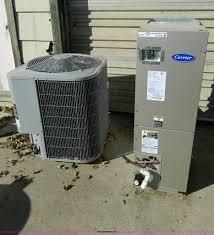 Window Unit Heat Pump Carrier Heat Pump Unit And Carrier Ac Unit Item S9155 So