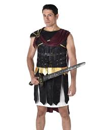 Roman Soldier Halloween Costume Roman Soldier Costume Men Vegaoo